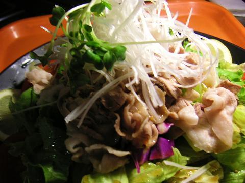 黒豚サラダ1 (7)