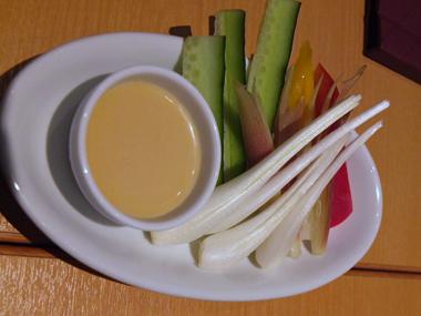 8茗荷とエシャロットの酢味噌マヨネーズ0605