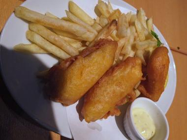 9真鯛のフィッシュ&チップス0605