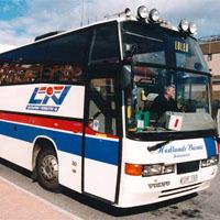 貨客混載できるバス