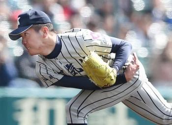 絵日記3・23高校野球1