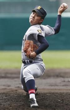 絵日記3・23高校野球2