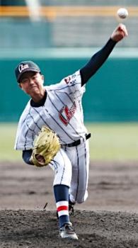 絵日記3・23高校野球3