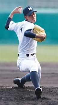 絵日記3・23高校野球4