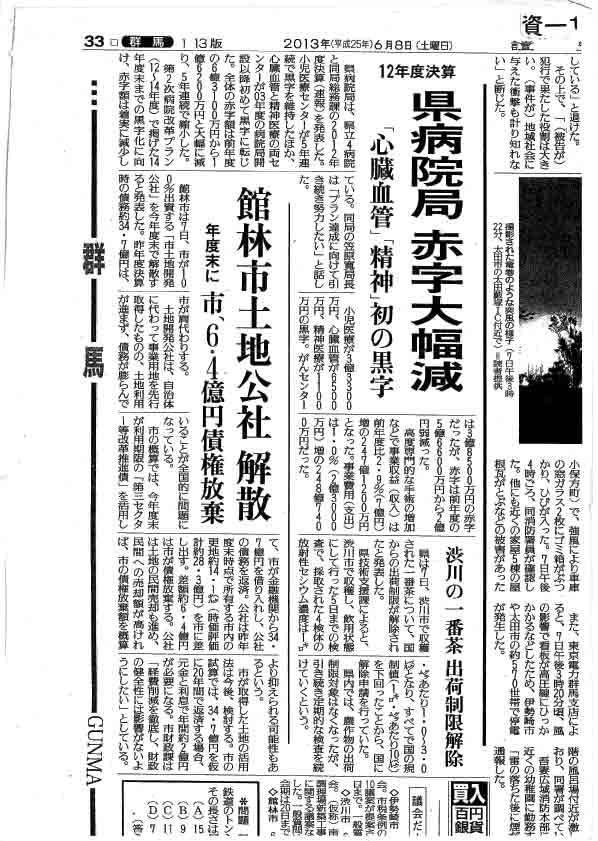 読売記事25/6/8