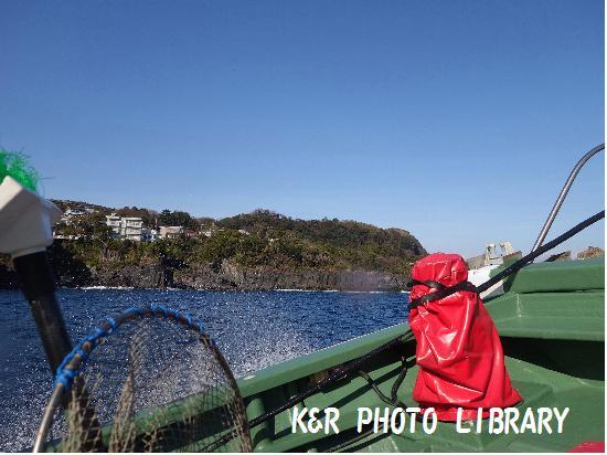 12月21日富戸ボート1