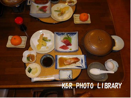 12月30日大瀬崎夕食1
