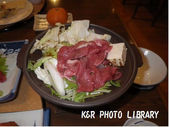 12月30日大瀬崎夕食2