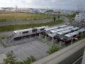 Monorail carbarn, near Airport
