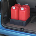 灯油缶の積載