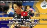 大島祐哉VSオフチャロフ(1回戦)中国オープン2015