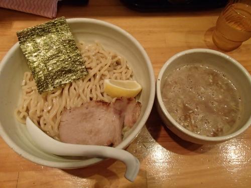 ○心厨房 つけ麺中盛り _convert_20141231204153