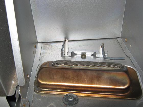 ダイニチファンヒーターの修理(ニードルのカーボン固着)治療2