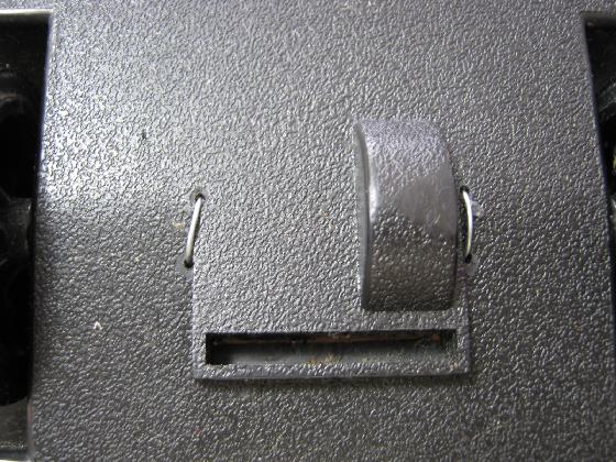 トイコーパトカー(ギアボックス破損)治療4