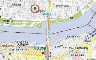 日宝ホワイトビル地図