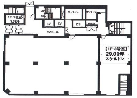 新日本曽根崎ビル図面