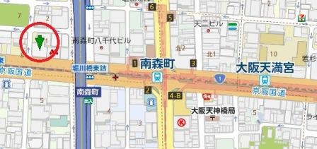 新日本曽根崎ビル地図