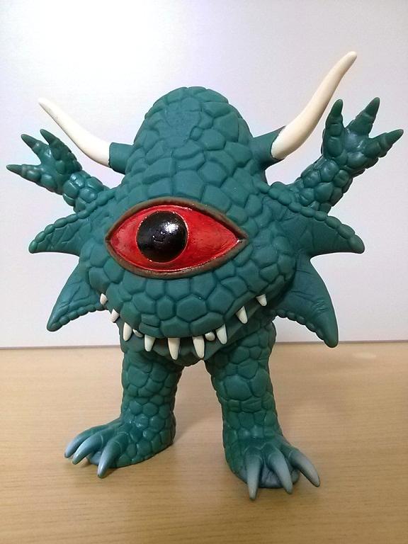 ウルトラ怪獣500 リペイント1