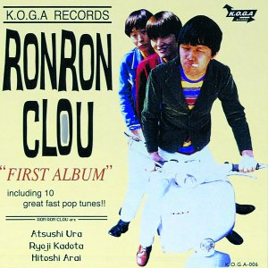 RON RON CLOU「FIRST ALBUM」