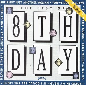 THE 8TH DAY「THE BEST OF THE 8TH DAY」