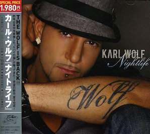KARL WOLF「NIGHTLIFE」