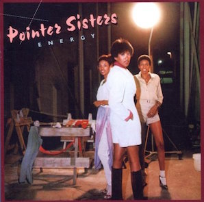 POINTER SISTER「ENERGY」