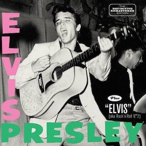 ELVIS PRESLEY「ELVIS PRESLEY」