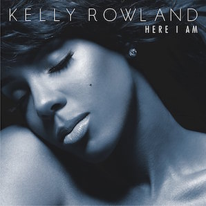 KELLY ROWLAND「HERE I AM」