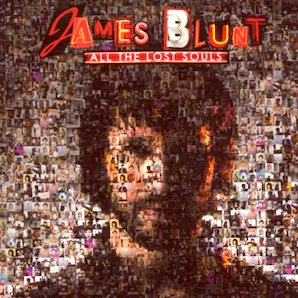 JAMES BLUNT「ALL THE LOST SOULS」