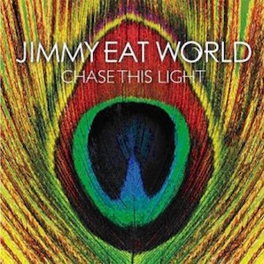 JIMMY EAT WORLD「CHASE THE LIGHT」