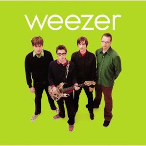 WEEZER「WEEZER (THE GREEN ALBUM)」