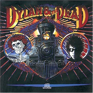 BOB DYLAN THE GRATEFUL DEAD「DYLAN THE DEAD」