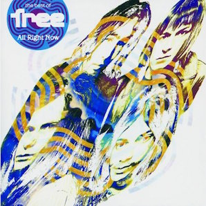 FREE「THE BEST OF FREE - ALL RIGHT NOW」