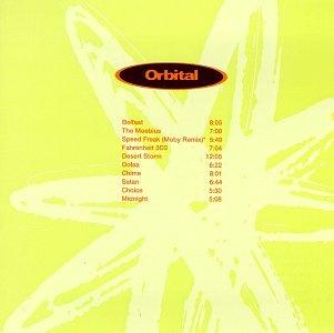 ORBITAL「ORBITAL」1