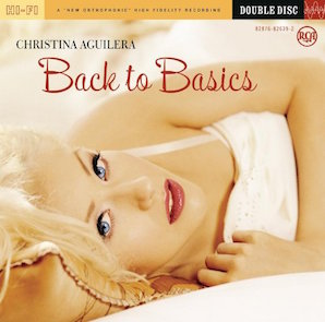 CHRISTINA AGUILERA「BACK TO BASICS」
