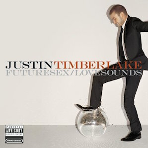 JUSTIN TIMBERLAKE「FUTURESEX:LOVESOUNDS」