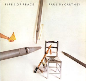 PAUL MCCARTNEY「PIPES OF PEACE」
