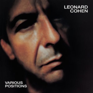LEONARD COHEN「VARIOUS POSITIONS」
