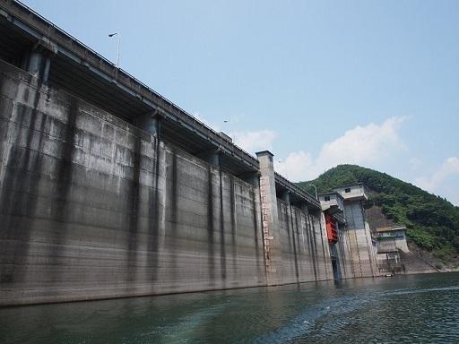 7月桐生川ダム
