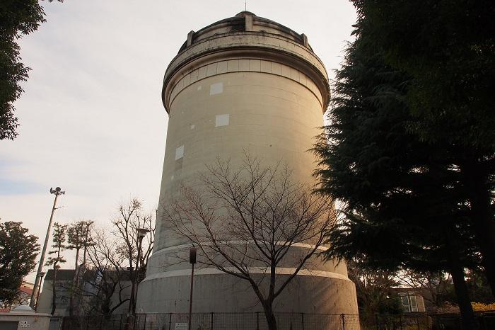 旧野方配水塔09
