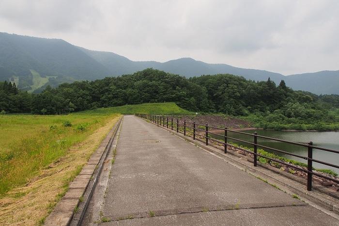 上大沢ダム09