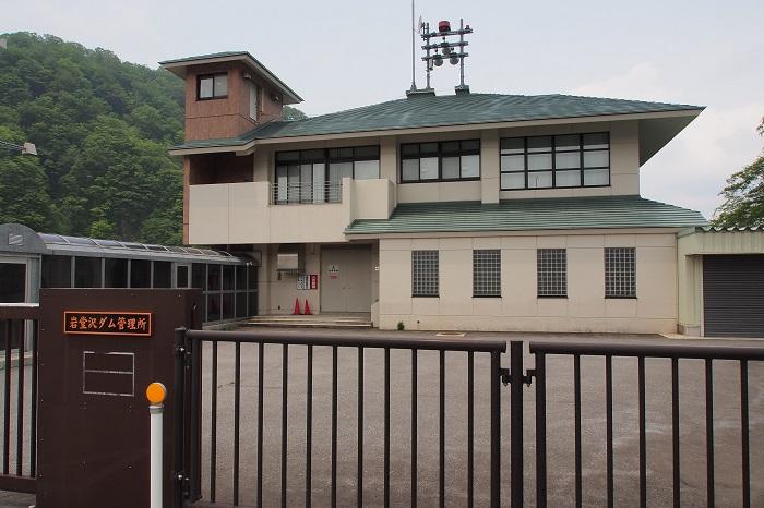 岩堂沢ダム11