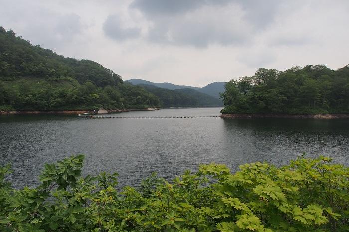 岩堂沢ダム09