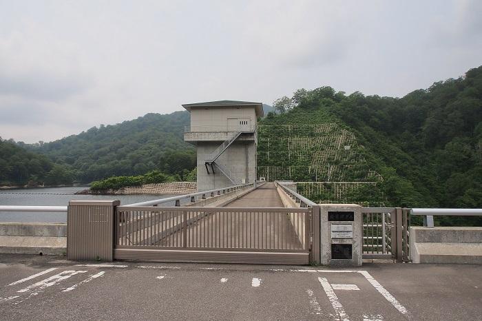 岩堂沢ダム06