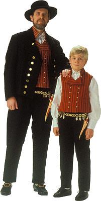 etelapohjanmaa民族衣装