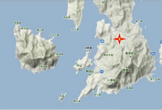 5)大柿町南部・馬場観音堂
