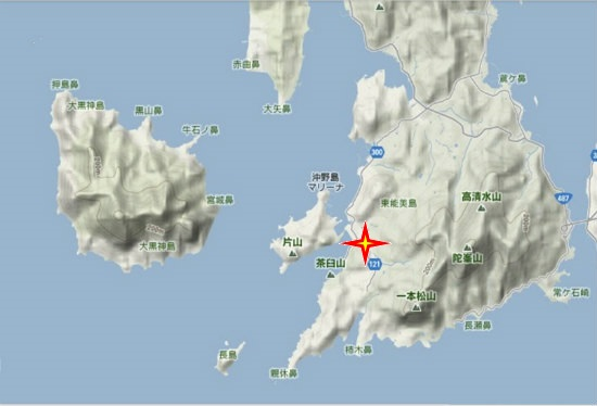 5)大柿町南部 大窪寺