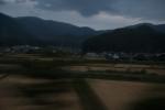 2.松本~上田:夕景-05D 1410q