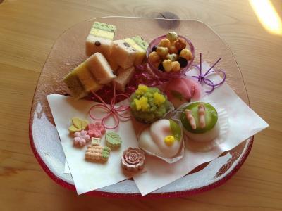2015 ひな祭りお菓子