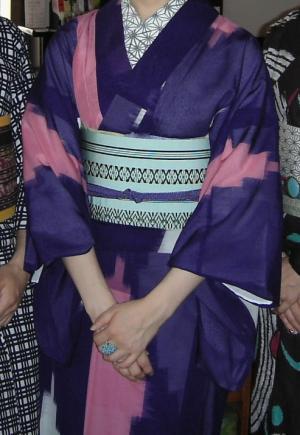 紫夏コーデ